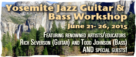 Yosemite Guitar & Bass Workshop